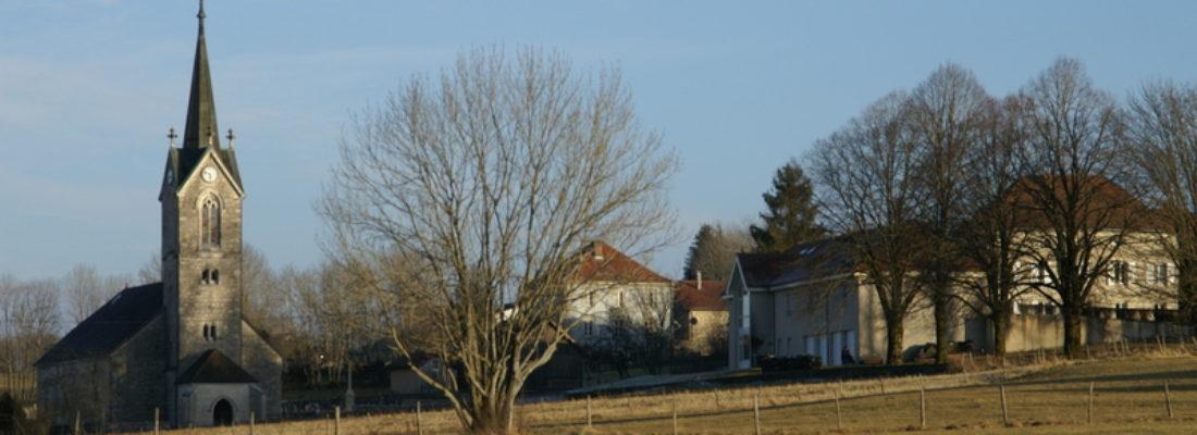Mairie de Villeneuve d'Amont
